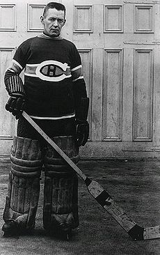 Hockey Photos - Georges Vezina