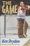 Hockey Photos - Ken Dryden - Book cover of <i>The Game</i>