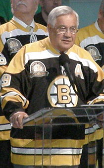 Hockey Photos - John Bucyk