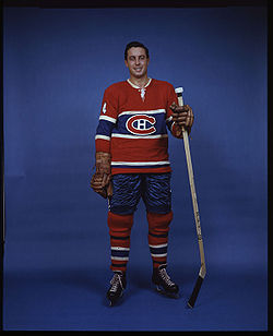 Hockey Photos - Jean Beliveau