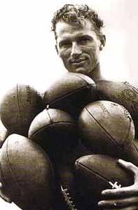 Football Photos - Don Hutson