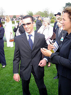 Horse Racing Quote - Frankie Dettori Quote