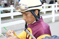 Horse Racing Quote - Edgar Prado Quote