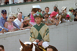 Horse Racing Photos - Gary Stevens
