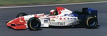 Motorsports Photos - Max Papis - Papis made his Formula One debut for Footwork at the 1995 British Grand Prix.