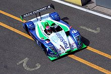 Motorsports Photos - Franck Montagny - Montagny driving for Pescarolo Sport during practice for the 2006 24 Hours of Le Mans.