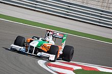 Motorsports Photos - Adrian Sutil - Sutil driving for Force India at the 2009 Turkish Grand Prix.