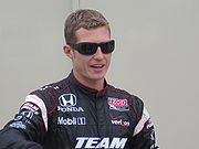 Motorsports Photos - Ryan Briscoe