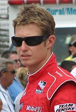 Motorsports Photos - Ryan Briscoe - Briscoe at the Indianapolis Motor Speedway in May 2009.