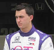Motorsports Photos - Graham Rahal