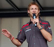Motorsports Photos - Jenson Button - Button at the 2007 Honda Open Day.
