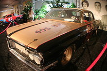 Motorsports Photos - Fireball Roberts - Roberts' 1962 Daytona 500 winning car