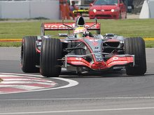 Motorsports Photos - Lewis Hamilton - Hamilton's first F1 victory came at the 2007 Canadian Grand Prix.