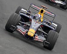 Motorsports Photos - David Coulthard - Coulthard driving for RBR at the 2008 Canadian Grand Prix