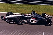 Motorsports Photos - David Coulthard - Coulthard driving for McLaren at the 1999 Canadian Grand Prix.