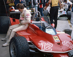 Motorsports Quote - Gilles Villeneuve Quote
