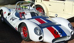 Motorsports Photos - Cooper - Chevrolet-powered 1964 Cooper Monaco