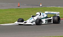 Motorsports Photos - Williams - The Williams FW06 being raced at Silverstone in 2007.