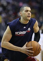 Basketball Photos - Anthony Parker - Parker as a Cavalier in a game against the Wizards on November 18