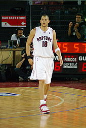 Basketball Photos - Anthony Parker - Anthony Parker during his tenure with the Raptors
