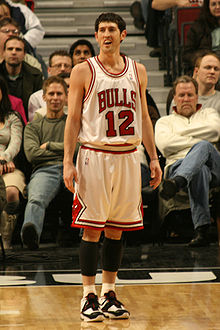 Basketball Photos - Kirk Hinrich