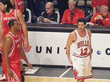 Basketball Photos - Kirk Hinrich -