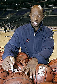 Basketball Photos - Sam Cassell