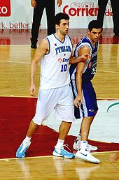 Basketball Photos - Andrea Bargnani
