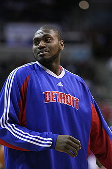 Basketball Quote - Jason Maxiell Quote