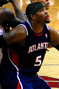 Basketball Photos - Josh Smith