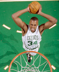 Basketball Photos - Paul Pierce Photos