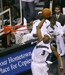 Basketball Photos - Caron Butler
