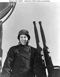 Baseball Photos - Bob Feller