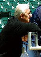 Baseball Photos - Al Kaline - Kaline in 2008
