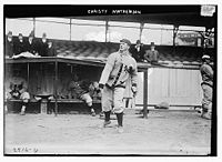Baseball Photos - Christy Mathewson