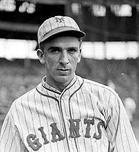 Baseball Photos - Carl Hubbell