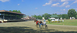 Horse Racing Photos - Historic Track