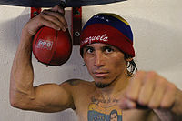 Boxing Photos - Edwin Valero