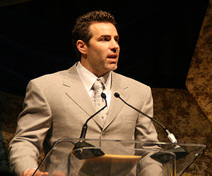 Football Quote - Kurt Warner  Quote