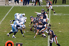 Football Photos - Rex Grossman  - Grossman calls an audible after looking over the Tennessee Titans defense in 2008.