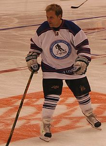 Hockey Photos - Cliff Ronning