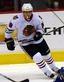 Hockey Photos - Patrick Kane - Kane in 2009.