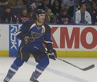 Hockey Quote - Barret Jackman Quote