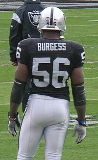 Football Photos - Derrick Burgess