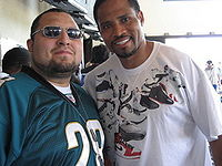 Football Quote - Keenan McCardell Quote