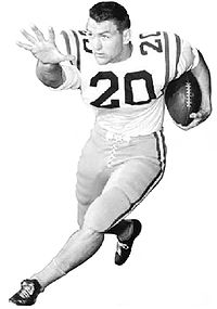 Football Photos - Billy Cannon