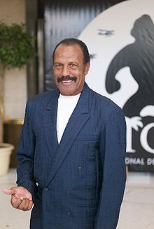 Football Photos - Fred Williamson - Williamson at the Festival de Cine de Sitges in October 2008