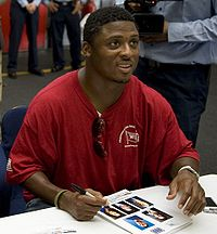 Football Quote - Warrick Dunn Quote