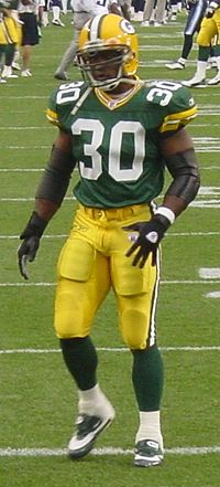 Football Photos - Ahman Green