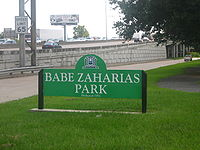 Golf Photos - Babe Zaharias - Babe Zaharias Park is located in Beaumont